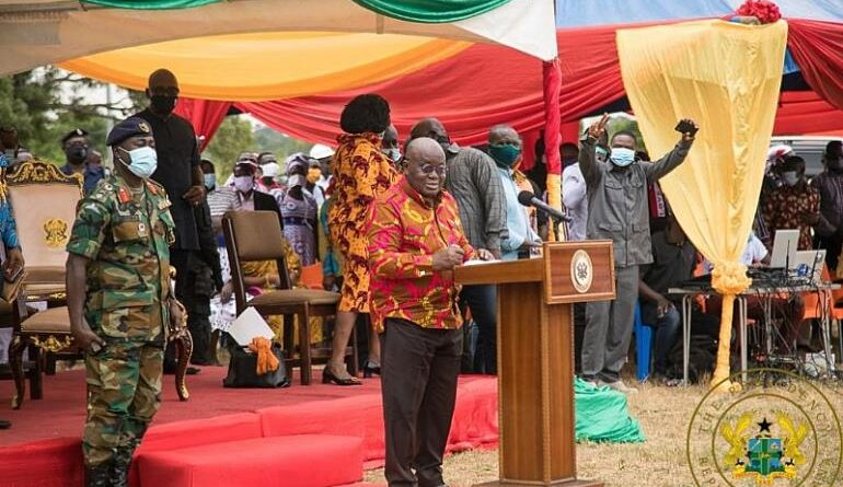 Ignore Those Who Promote Ethnic Sentiments, Divisions – Akufo-Addo