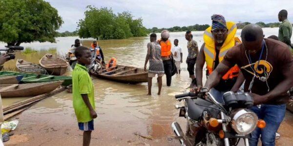 Savannah Region: North Gonja Residents Appeal For Bridge Over White Volta