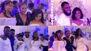 Top Ghanaian Celebrities Who Were At Rev Obofour's Triplets' Naming