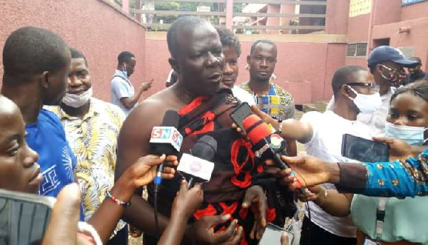 Trouble Looms For NPP As Their Stronghold Ashanti Youth Fights Them