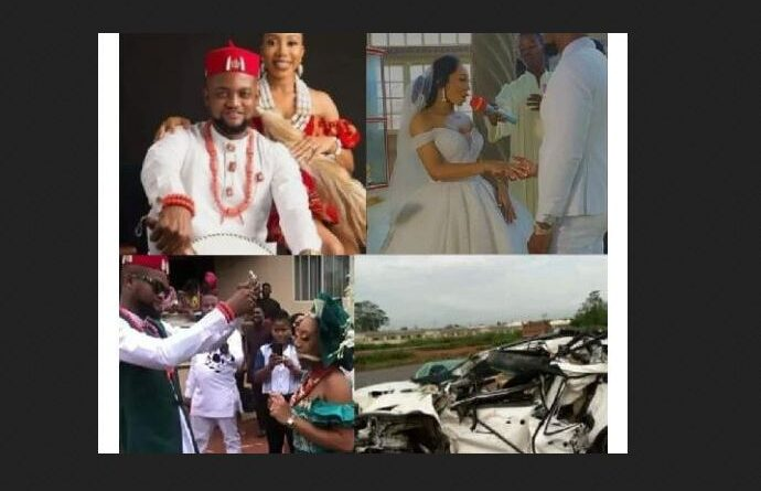 Man Dies In Car Accident 3 Days After His Wedding