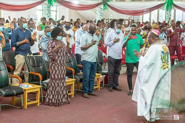 NDC's Pursuing God's Will To Save Ghana