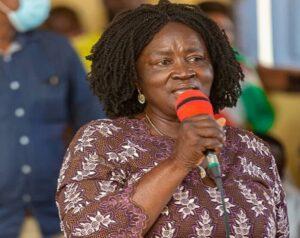 NDC Will Upgrade Sekondi Central Market –Prof Naana Jane Opoku Agyeman.