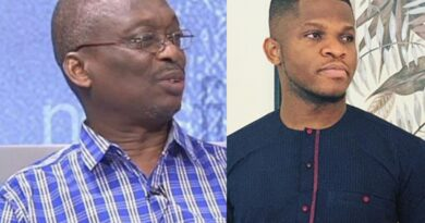Sammy Gyamfi Accuses Kweku Baako Of Peddling Lies Against John Dramani Mahama