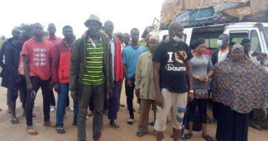 GIS Intercepts 26 Nigeriens At Wenchi