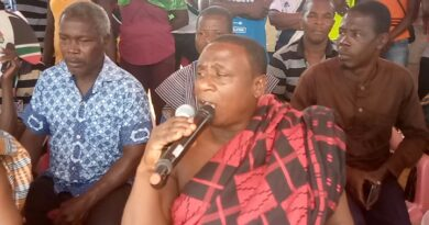 Already Bless To Become A Vice President - Atimokwa Chief To Prof Jane Naana Opoku