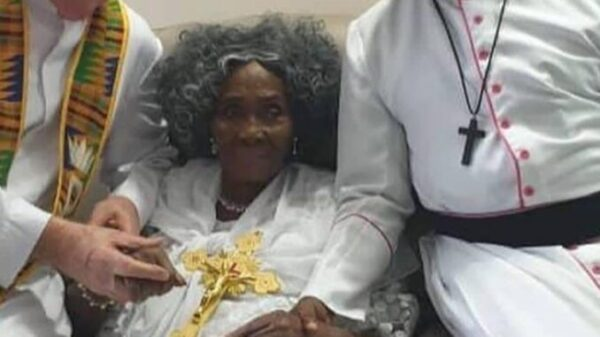 President Rawlings' Mother Who Celebrates Her 101 Birthday That Got People Talking