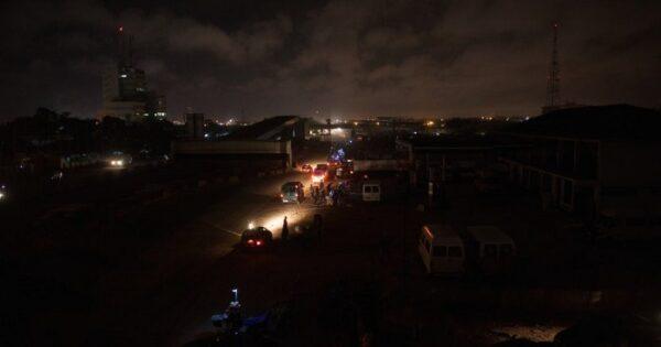 Heavy Rains Cut Off Power To Walewale Municipal Hospital