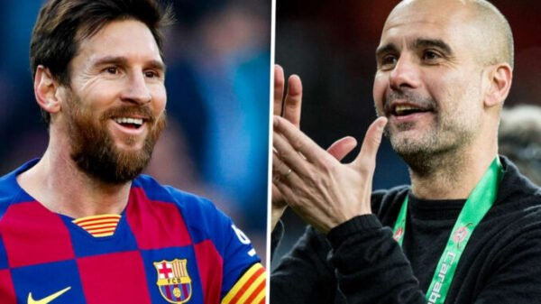 BREAKING NEWS: Lionel Messi Finally Agrees to Manchester City's Five Years Contract Deal - CHECK OUT