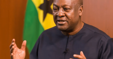 100 Reasons Why Ghanaians Should Reject Mahama Again