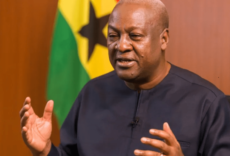 100 Reasons Why Ghanaians Should Reject Mahama Again