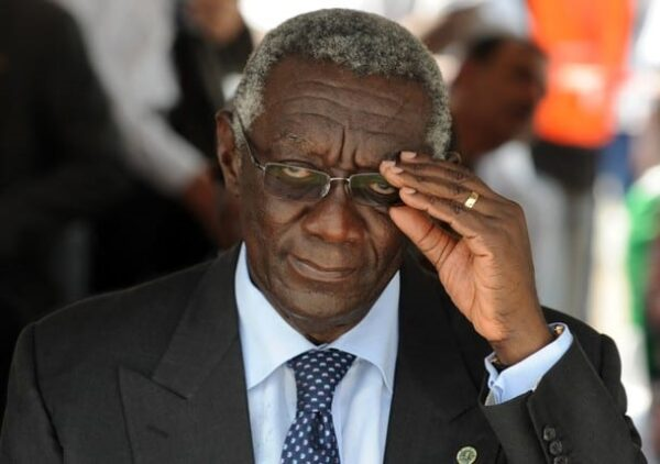 I Never Thought NPP Would Lose 2008 Election - Kufuor