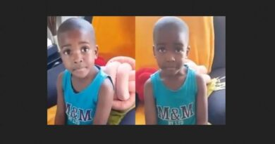 Little Boy Tells His Mum How He Got Broken Heart by A Girl He Loves and Internet Set Ablaze -WATCH VIDEO