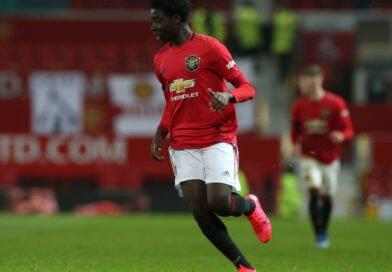 English-Born Ghanaian Winger Omari Forson Ready To Shine At Manchester United By Sammy Heywood Okine
