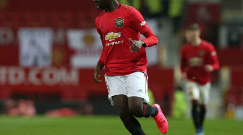 English-Born Ghanaian Winger Omari Forson Ready To Shine At Manchester United By Sammy Heywood Okine