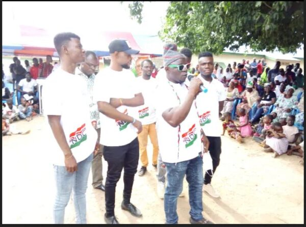 Politics Is Not About Bloodshed – Sindaa NDC Youth To Akufo-Addo