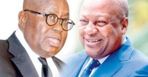 Apologise For Attacking Free SHS — Akufo-Addo To Mahama