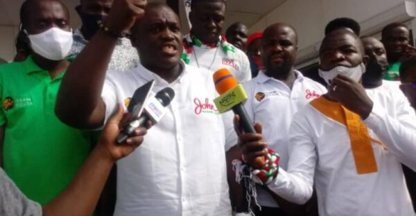 Start Preparing Your Handing Over Notes – Sam George To Akufo-Addo