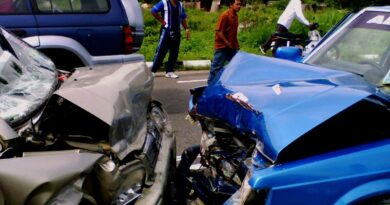 SHS Students Returning From NSMQ Involved In Accident