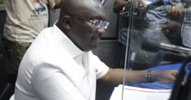 Rains Are Hindering Our Billion-Dollar Project From Commencing – Bawumia