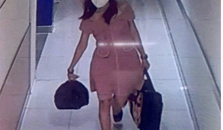 Woman Robs A Bank To Pay Debts