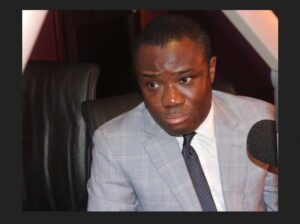 You Are Not An Agent Of Development - Ofosu Kwakye Hit His Opponent