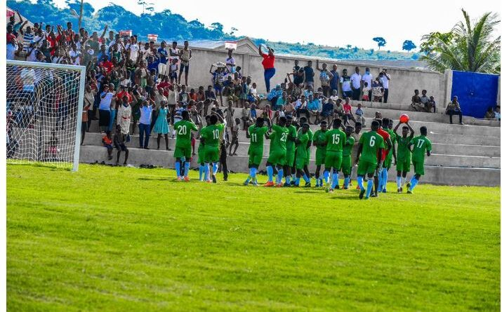 Karela United Stunned By Division 2 Side Asekem FC
