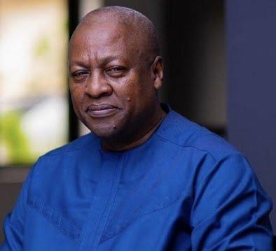 Jane Former President John Mahama