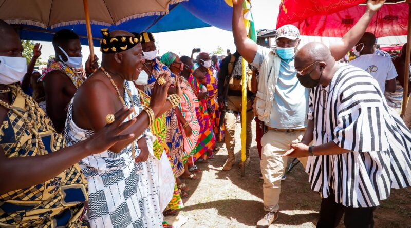 NPP: You Have Fulfilled Most Of Your Manifesto Promises - Chief of Kajaji