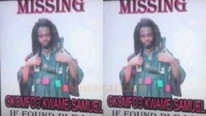 Sad But Hilarious; Popular Juju Man In Ghana Reported Missing