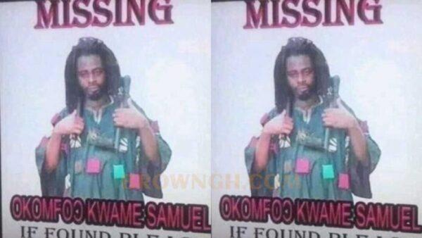 Sad But Hilarious; Popular Juju Man In Ghana Reported Missing