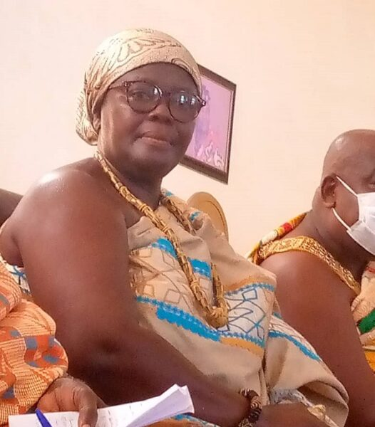 Anomabo Paramount Queenmother Supports NDC Running Mate