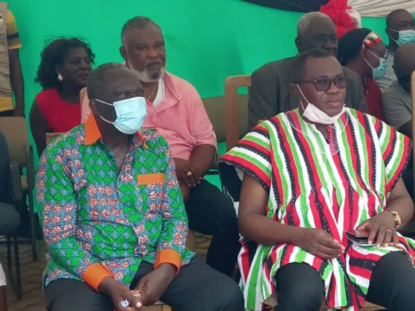 Bawumiah Has Totally Turned The Office Of The Vice President Into Propanganda Unit