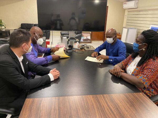 Goldstar Air, Government Of Liberia Signs Strategic Partnership To Revive National Airline