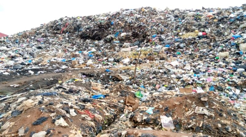 Ministry Of Sanitation Begins Evacuation Exercise Of Landfill Sites In Ghana