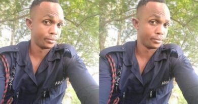 Missing Police Officer Found DEAD