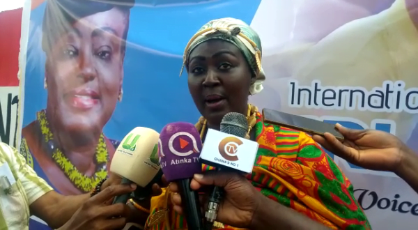 Queen Mother Build Capacity To End Teenage Pregnancy