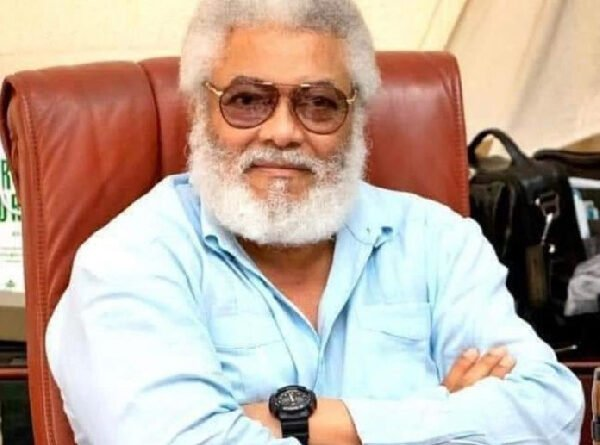 Jerry John Ra10 Famous Quotes By The Late Jerry John Rawlings