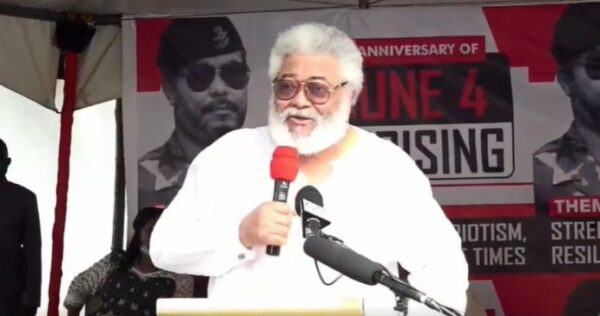 Real Cause Of Jerry John Rawlings' Death Revealed