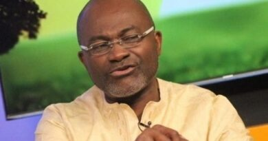 Manasseh Awuni Instructs Lawyers To Sue Kennedy Agyapong Over Continuous Defamation