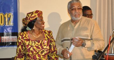 Biography Of Jerry John Rawlings; Age, Wife, Children
