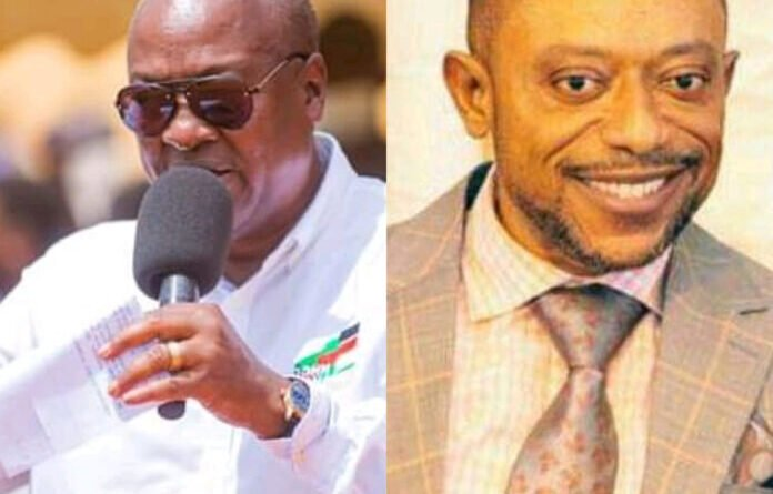 """I Saw Mahama Coming Out Of A Dark Pit Carrying 4 Coffins"" – Rev Owusu Bempah"