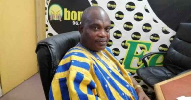 Your Conscience To Politicians Gbetsile chief Advise Colleagues