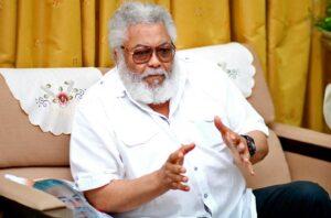 BREAKING: Jerry Rawlings, ex-Ghanaian president, dies from COVID-19
