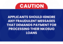 NBSSI/Mastercard Foundation's Nkosuo Program Warns Applicants Over Scam Charges