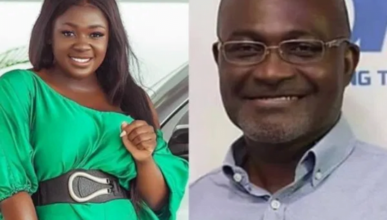 Daddy, I'm sorry for disrespecting you – Tracey Boakye begs Ken Agyapong. (Watch full Video)