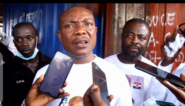 Blame NPP Central Regional Chairman If NPP Lose In The Central Region December Suspended NPP Chairman To Nana Addo