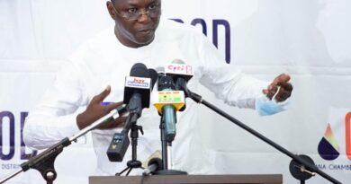 Dumsor Politics: We Cleared NDC's Ghc2.63billion ECG Debt, Injected Ghc4million Liquidity Support — Dr. Amin Adam