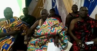 Watch Video: Ajumakoman Lunches Ajumako Education Fund