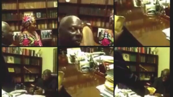 Akufo Addo's Supposed Bribe Taking Brouhaha; Woman Captured Given Him The Money Speaks and Makes Shocking Revelations